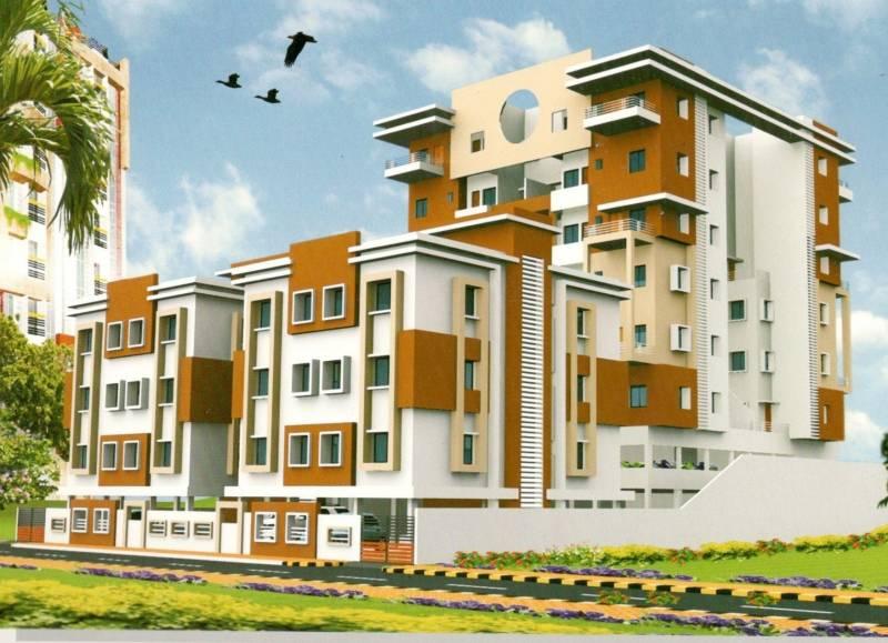 kumar-residency Elevation