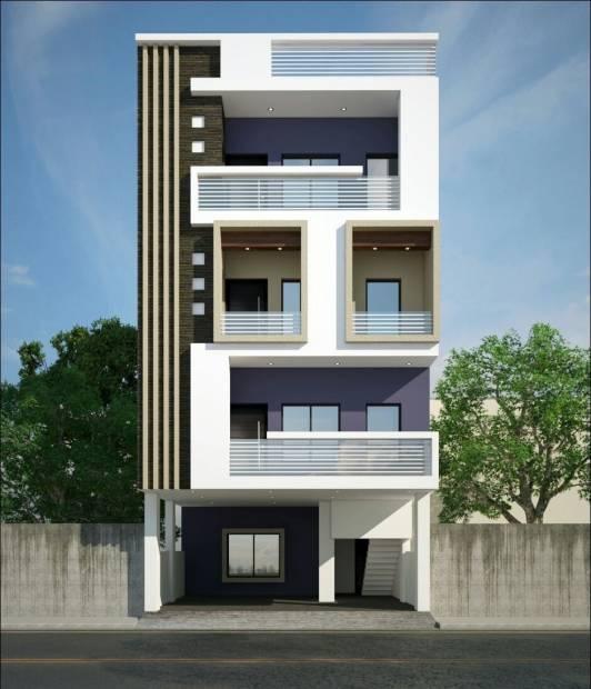 acg-shri-krishna-residency Elevation