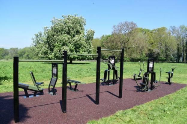 country-farm Gymnasium