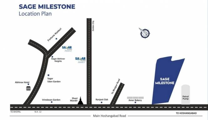 sage-milestone-phase-i-a Location Plan