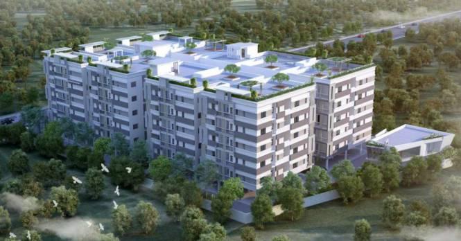 bhuvi-residency Elevation