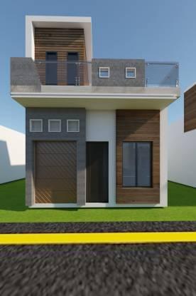 green-villa Elevation