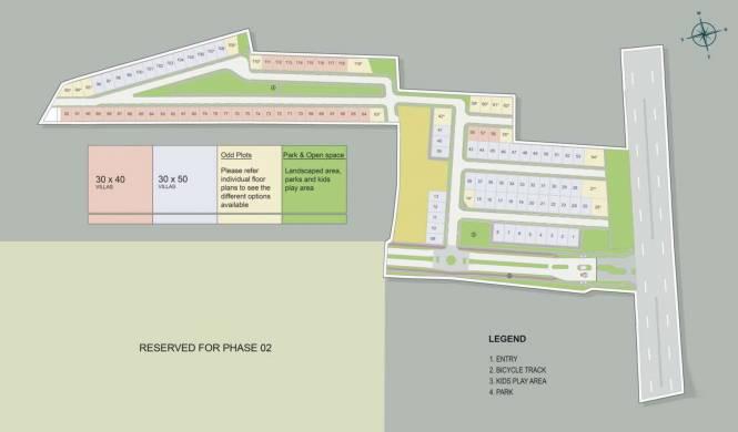 beverly-woods-villa Layout Plan