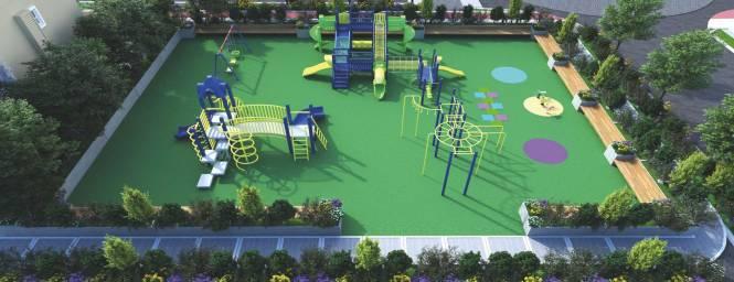beverly-woods-villa Children's play area