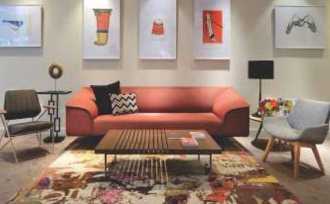 aditya-residency Living Area