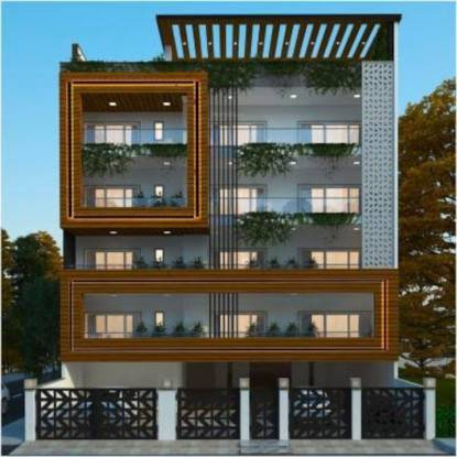 luxury-floors Elevation