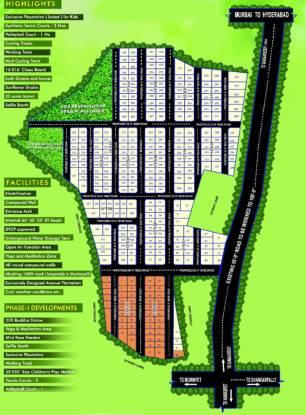 sree-shankarpalli-hill-ii Layout Plan