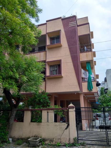 vaishnav-apartment Elevation