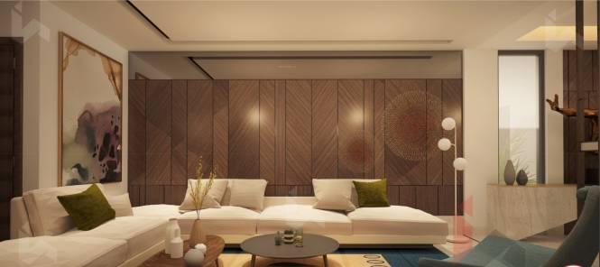 hiraeth-residency Living Area