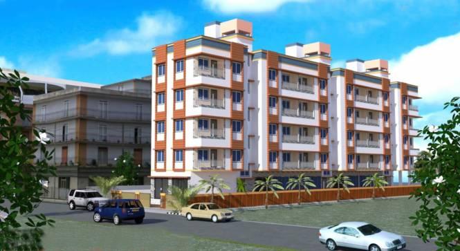 s-b-apartment Elevation