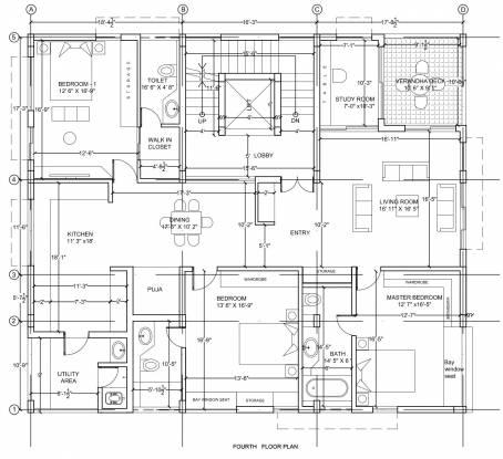 supremacy-enclave Foshan Supremacy Enclave Cluster Plan for 4th Floor
