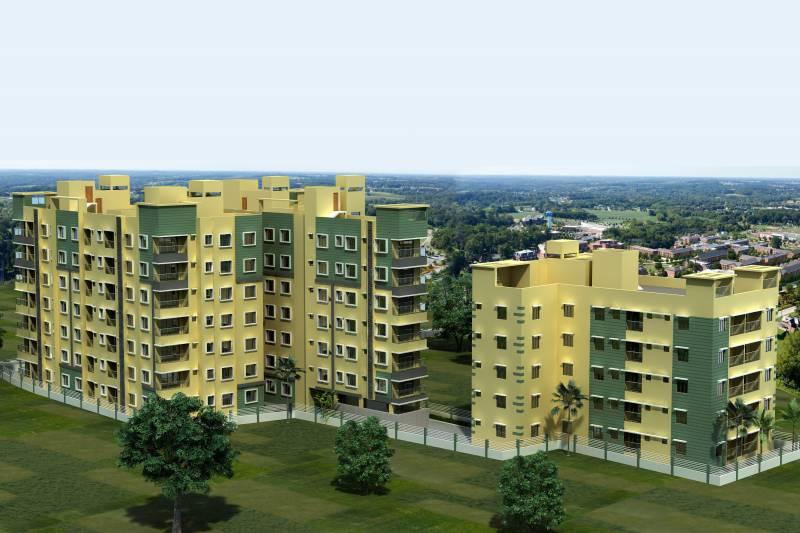 sapnil-residency Elevation