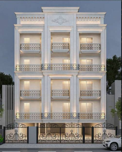 lavish-homes Elevation