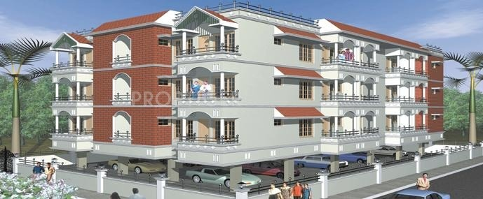 Images for Elevation of Mahaveer Regency