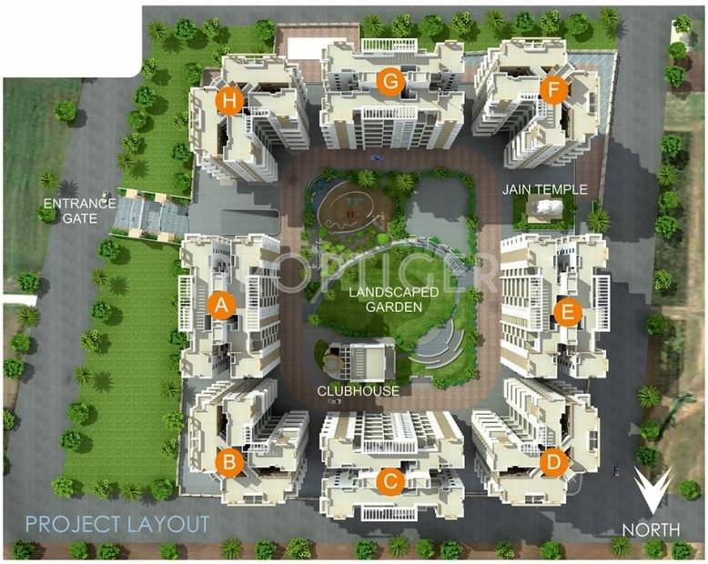 Images for Layout Plan of Ashapuri Eisha Pearl