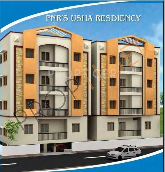 Images for Elevation of PNR Usha Residency