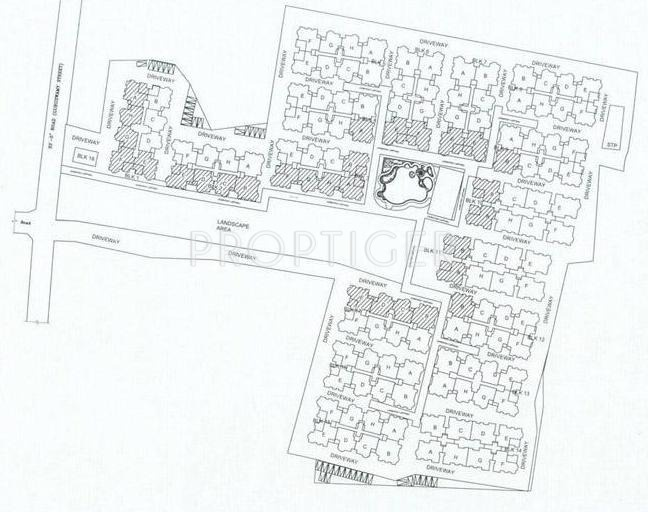 Images for Master Plan of Jain Sunderbans