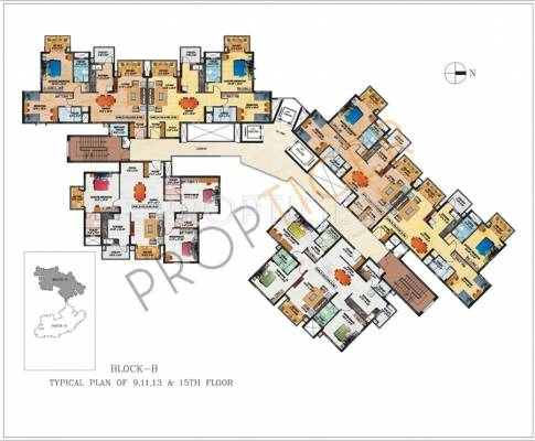 Siroya environ in hebbal bangalore price location map for 13th floor bangalore phone number