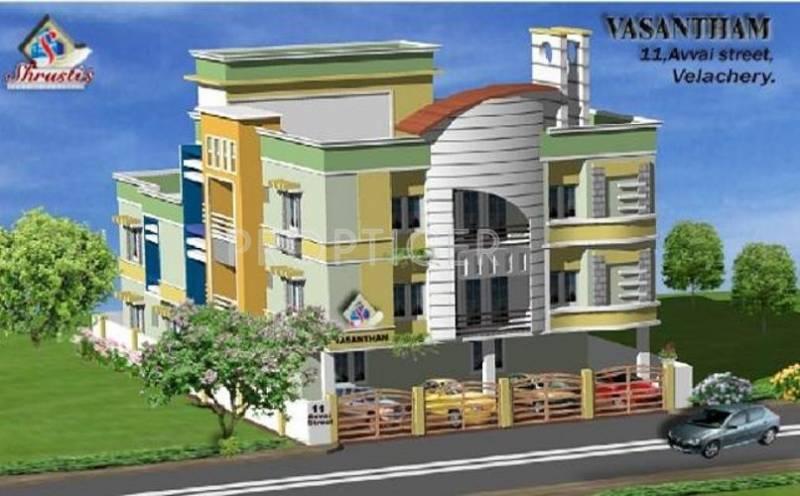 Images for Elevation of Shrusti Vasantham