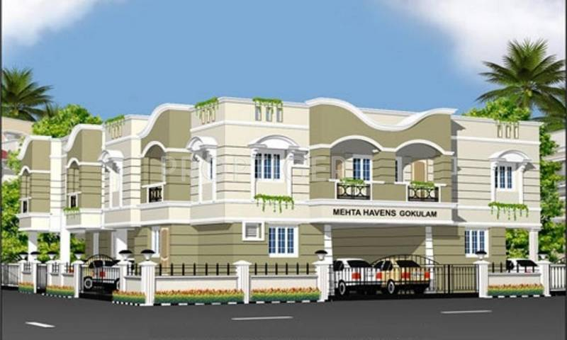 Images for Elevation of Mehta Gokulam