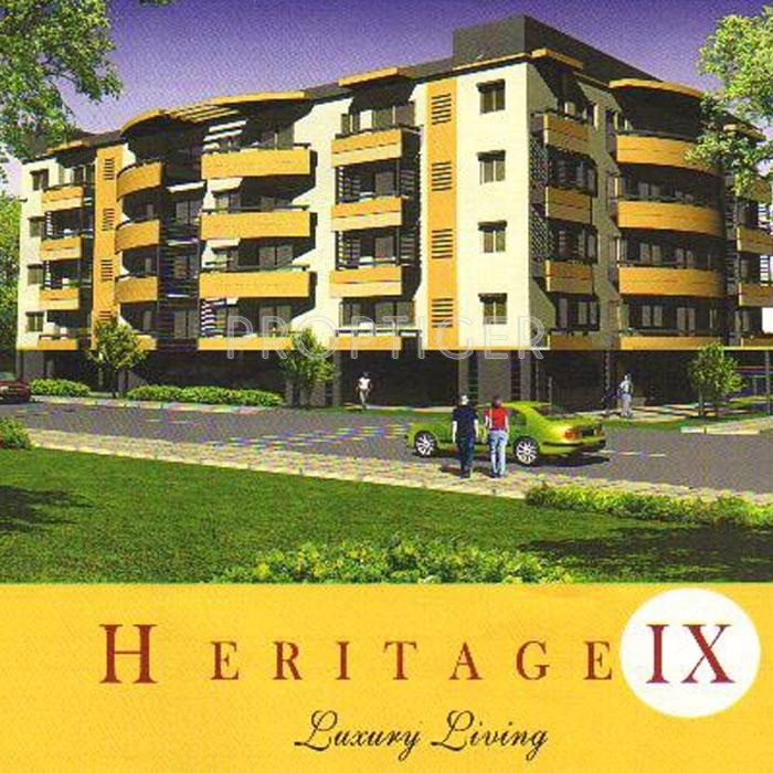 Akash Heritage Ix In Marathahalli Bangalore Price Location Map Floor Plan Reviews