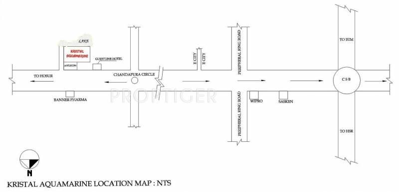 Images for Location Plan of Kristal Aquamarine