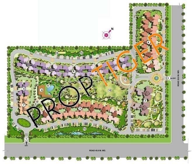 ridge-residency Images for Master Plan of Today Homes Ridge Residency