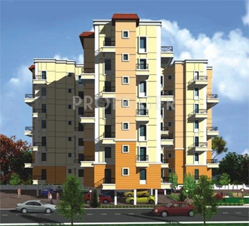 dwarka-sai-paradise Images for Elevation of GK Developers Dwarka Sai Paradise
