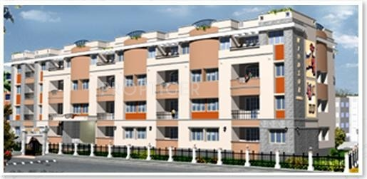 3 Bhk 3t Apartment For Sale In Windsor Ambika Banashankari