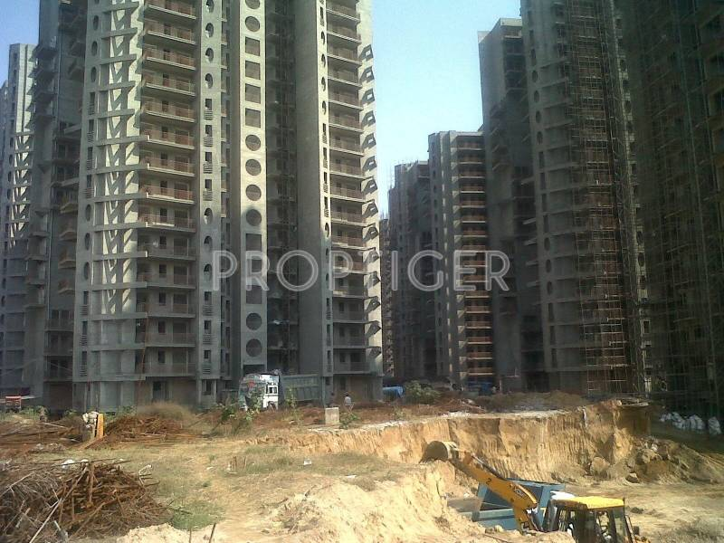 Images for Construction Status of The Antriksh Heights