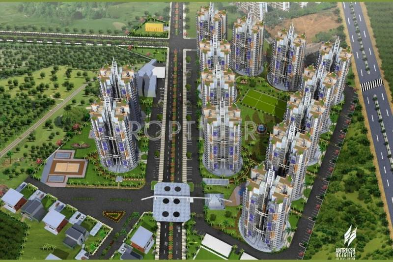 heights Images for Elevation of The Antriksh Heights
