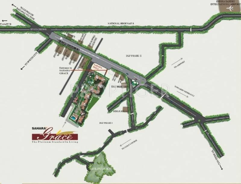 Images for Location Plan of Sahara Grace