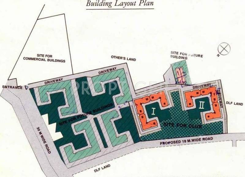 Images for Site Plan of DLF Wellington Estate