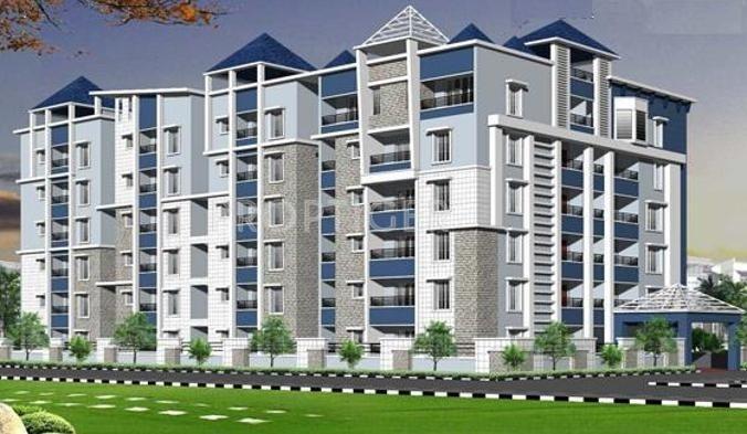 Images for Elevation of Gauthami Sri Sri Gokulam