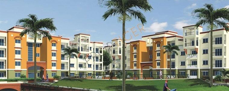 Bangalore Properties: Keerthi Harmony
