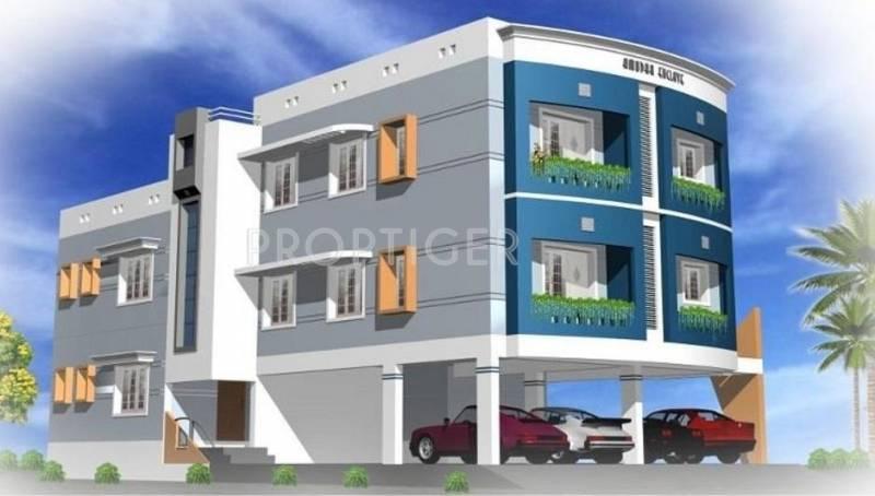 Images for Elevation of Amudha Enclave