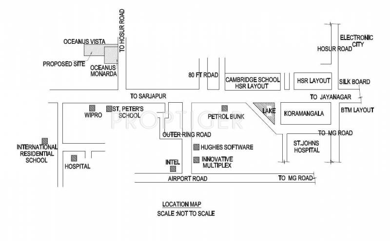Images for Location Plan of Oceanus Group Vista Phase 1