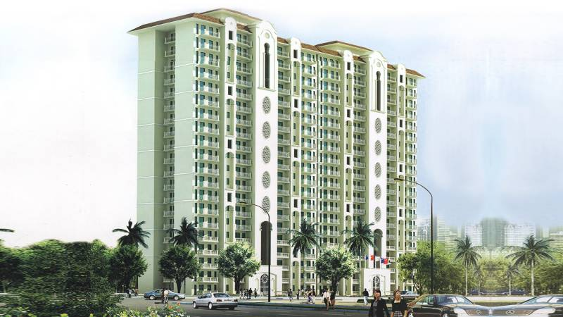 express-greens Images for Elevation of DLF Express Greens