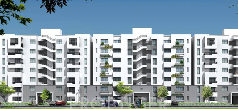 city-homes Images for Elevation of Vatika City Homes
