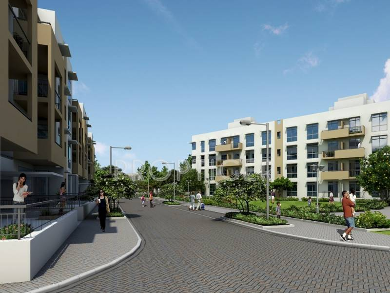 Images for Elevation of Vatika City Homes
