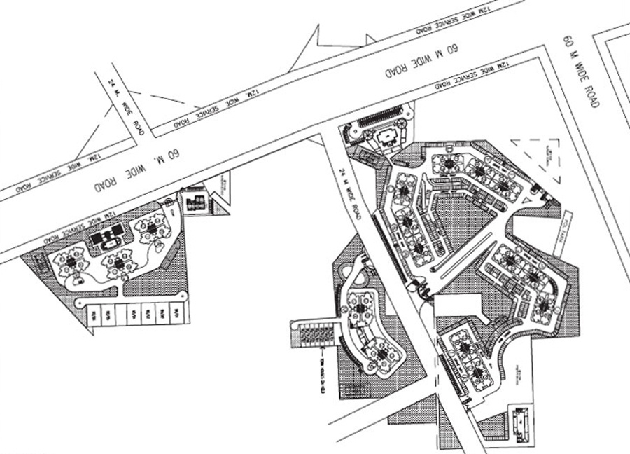 Dlf New Town Heights In Sector 90 Gurgaon Price Location Map Floor Plan Reviews Proptiger Com