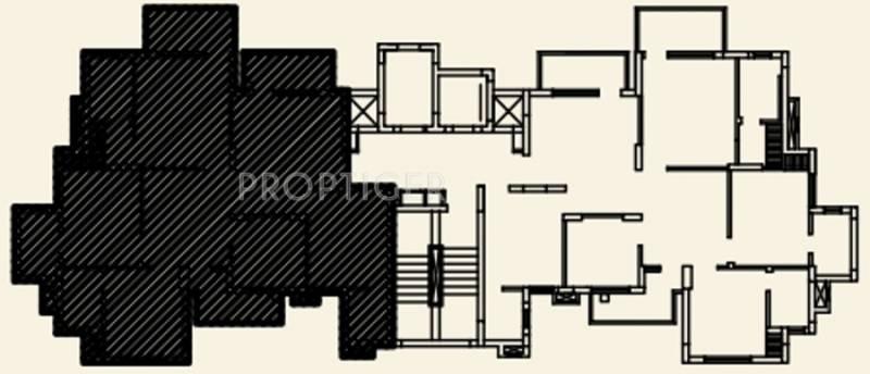 Images for Cluster Plan of Orris Carnation Residency