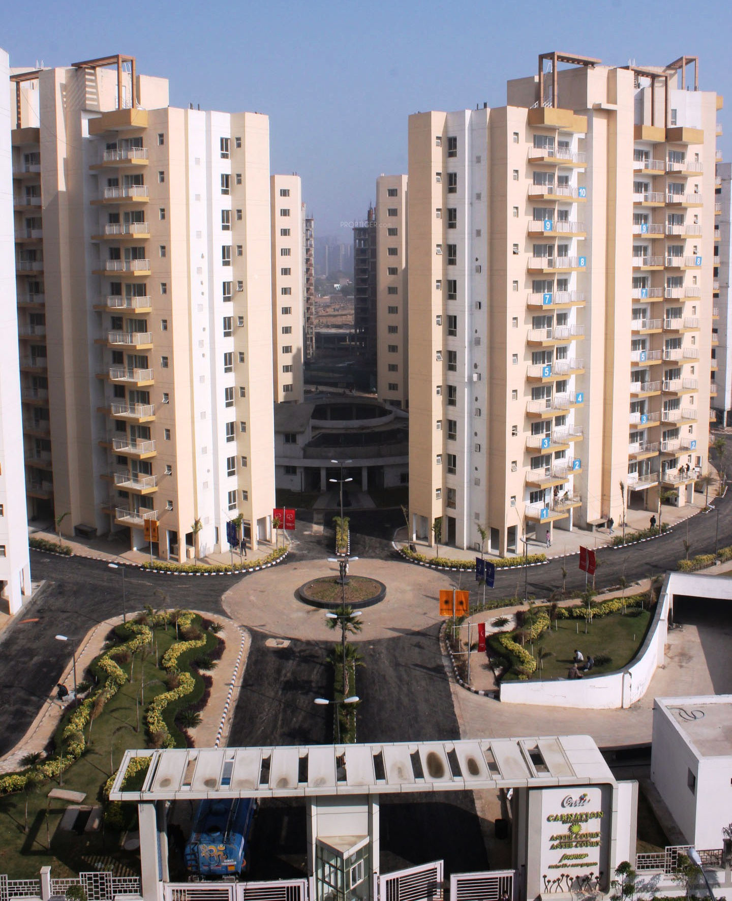 Orris Carnation Residency In Sector 85 Gurgaon Price Location