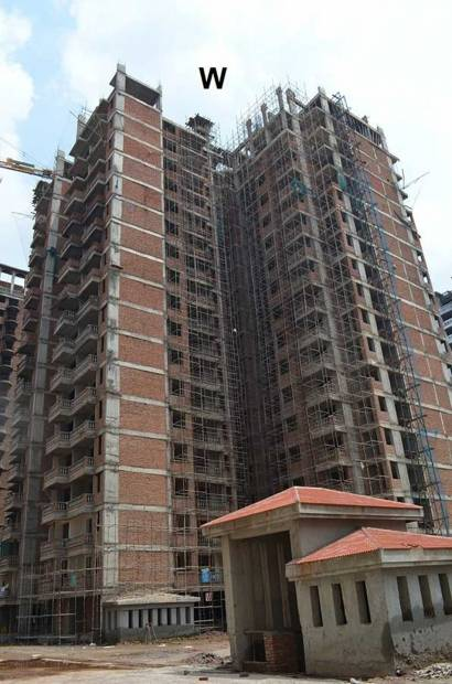 Images for Construction Status of Amrapali Silicon City
