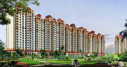 Images for Elevation of Amrapali Silicon City