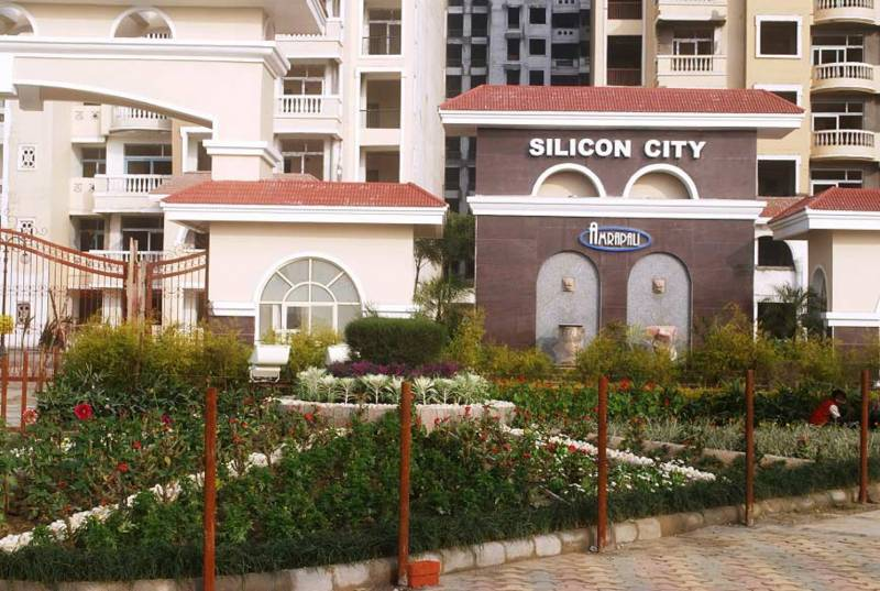 silicon-city Images for Elevation of Amrapali Silicon City