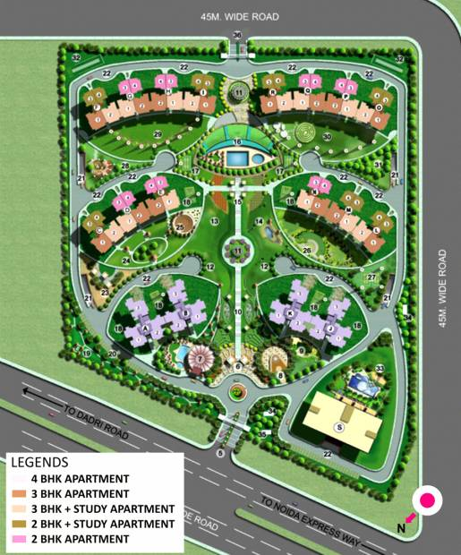 sharanam Images for Layout Plan of Great Value Sharanam