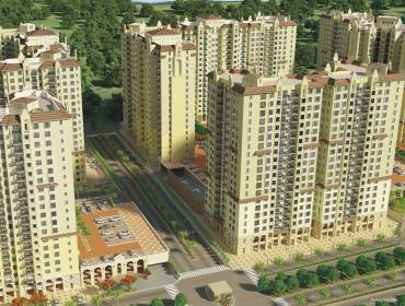 Images for Elevation of DLF Westend Heights New Town