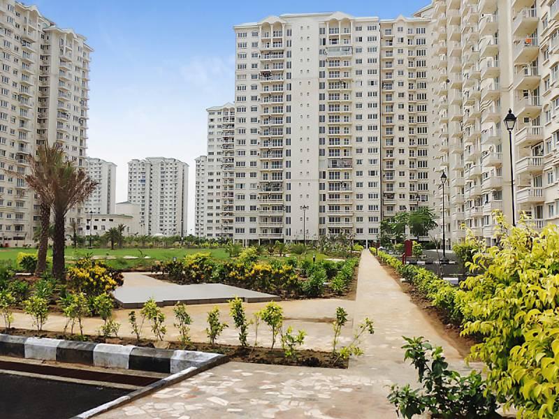 gardencity Images for Elevation of DLF Gardencity