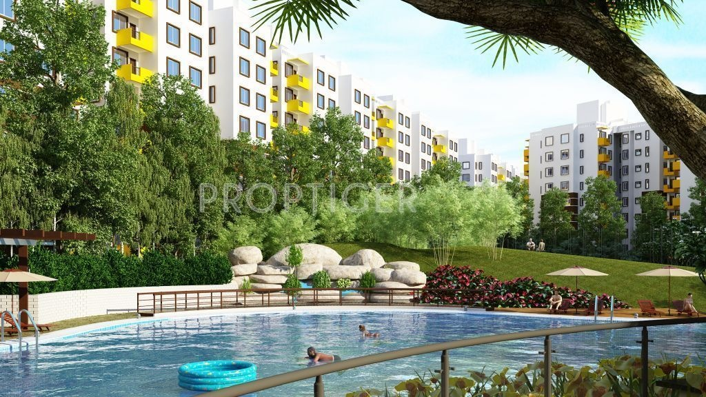 Provident Welworth City In Doddaballapur Bangalore